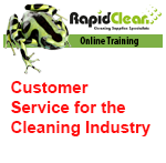 CustomerServiceForCleaningIndustry