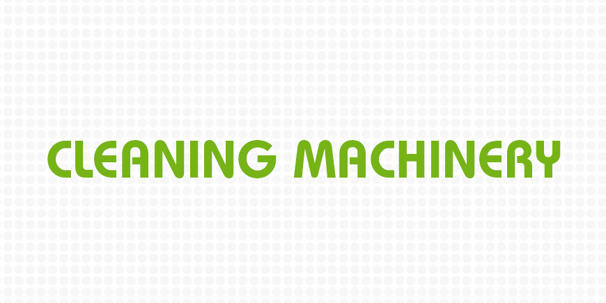 CleaningMachinery