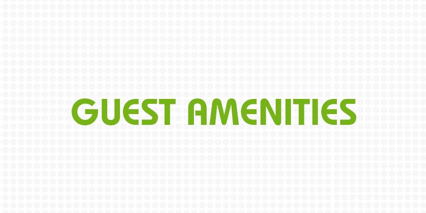 GuestAmenities