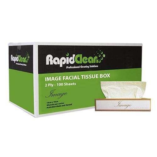 Image Facial Tissue Box