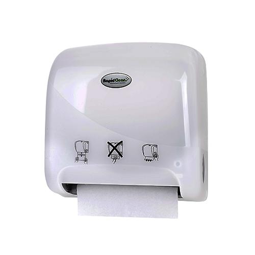 RapidClean Autocut Mini Hand Towel Dispenser