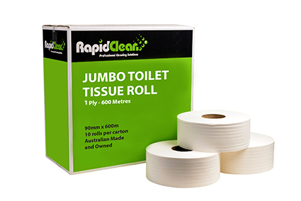 Jumbo Toilet Tissue Roll