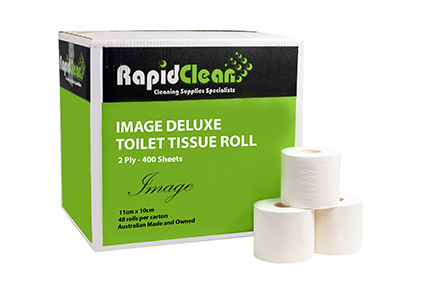 Image Deluxe Toilet Tissue Roll