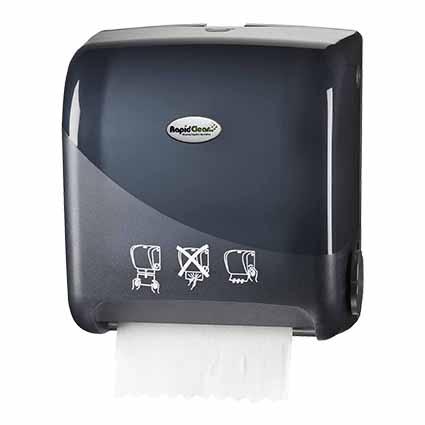 RapidClean Autocut MiDi Hand Towel Dispenser