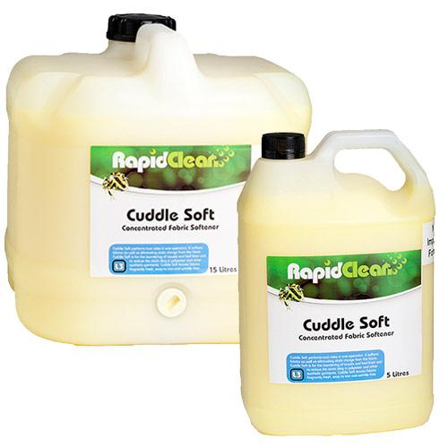 Fabric Softener - Cuddle Soft
