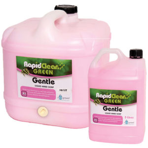Liquid Hand Soap - Gentle Pink