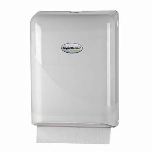 Deluxe Ultraslim Hand Towel Dispenser
