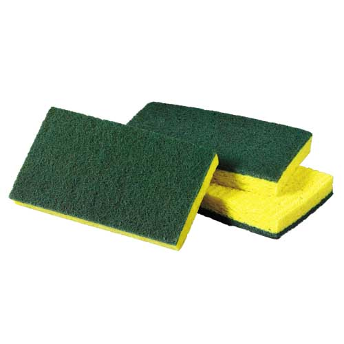 3M Scotch-Brite Medium Duty Scrub Sponge 74CC