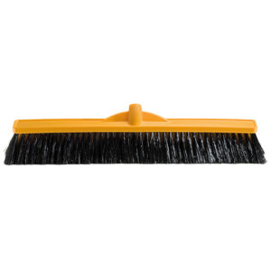600mm Workshop Medium Stiff Poly Broom - Head Only
