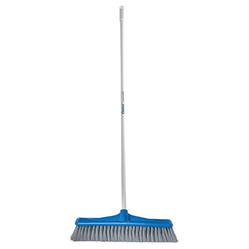 450mm Jumbo Indoor Broom (Blue)