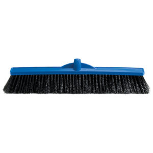 600mm Industrial Extra Stiff Poly Broom - Head Only