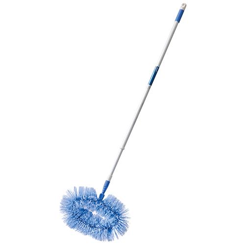 Round Cobweb Broom