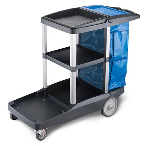 Platinum Janitors Cart MKII