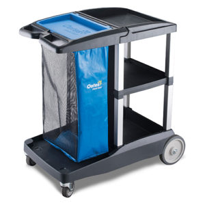Platinum Housekeeping Cart - Compact