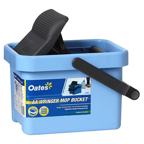 AA Wringer Mop Bucket - 9L