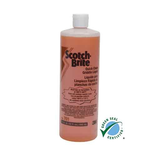 3M Scotch-Brite Quick Clean Griddle Liquid 701