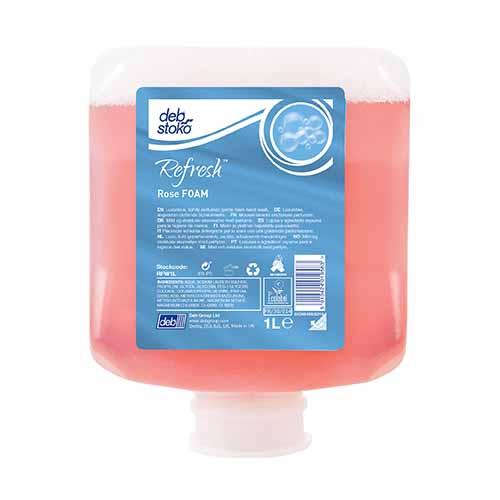 Refresh Rose FOAM Wash 1L