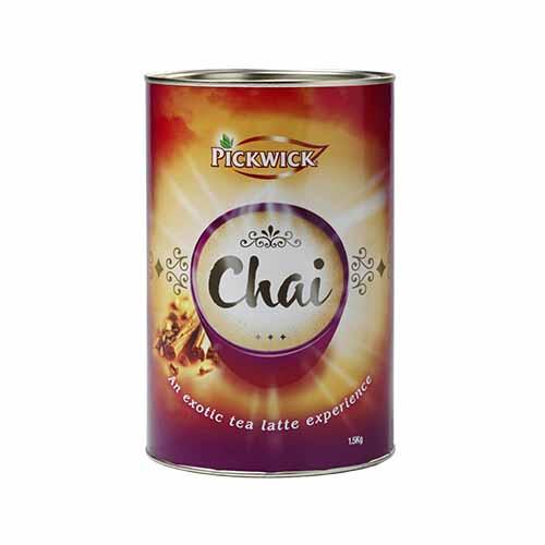 JDE Coffee Pickwick Chai Latte