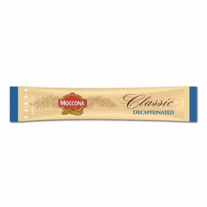 JDE Coffee Moccona Classic Decaf Sticks