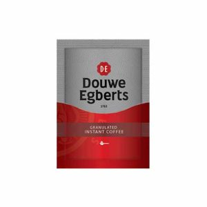 Douwe Egberts Instant Coffee Single Serve Sachets