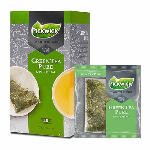 JDE Coffee Pickwick Tea Master Selection Green Tea Pure