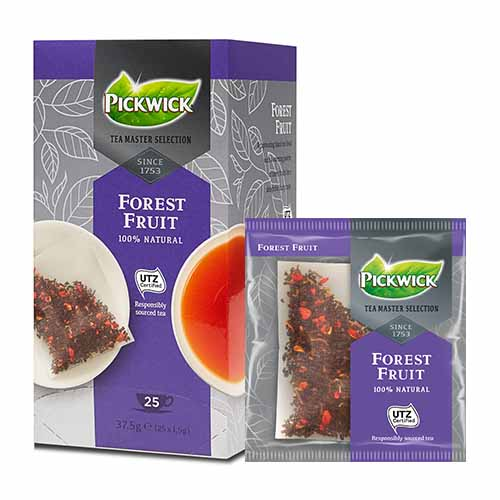 JDE Coffee Pickwick Tea Master Selection Forest Fruits