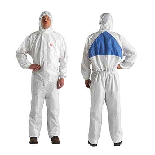 The 3M protective coverall 4540+