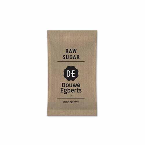 JDE Coffee Raw Sugar Sachets