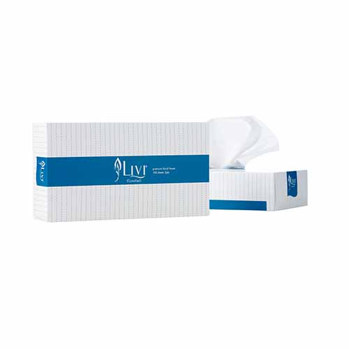 Livi Essentials Facial Tissue 100s – 1301