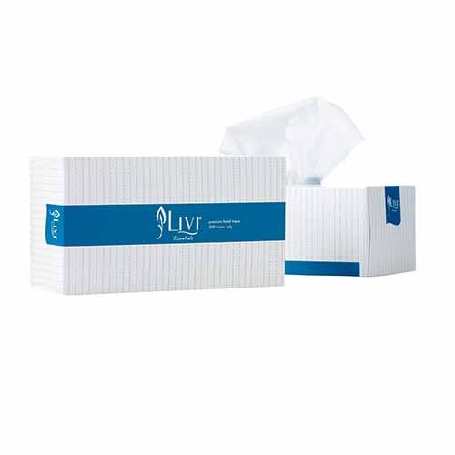 Livi Essentials Facial Tissue 200s – 1302