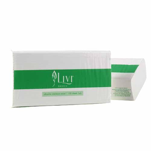 Livi Basics Ultraslim Towel – 7201