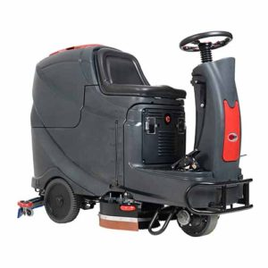 AS710R Ride On Scrubber Dryer