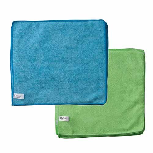 Value Microfibre Cloths - 10 Pack