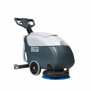Nilfisk SC400 Walk Behind Scrubber Dryer