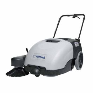 Nilfisk SW750 Walk Behind Sweeper