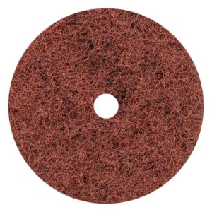 Glomesh Brown Dry Strip Regular Speed Floor Pads