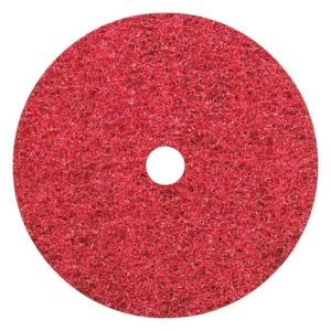 Glomesh Red Spray Buff Regular Speed Floor Pads