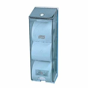 Tork T4 Triple Toilet Roll Dispenser