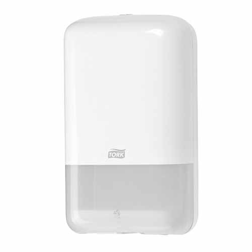 Tork Folded Toilet Paper Dispenser White T3