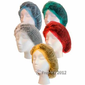 Crimped Hair Cap