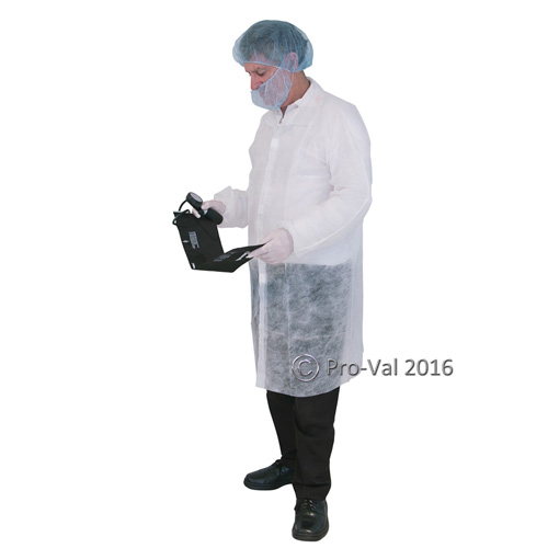 RCR Disposable Lab Coats