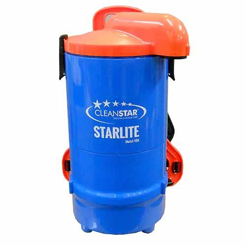 Cleanstar Starlite Backpack Vacuum