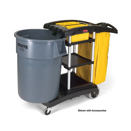 Rubbermaid BRUTE High Capacity Cleaning Cart