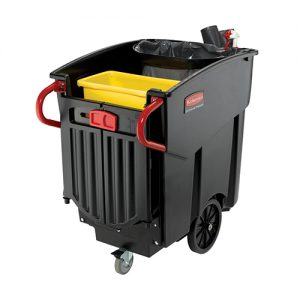 Rubbermaid Mega BRUTE Mobile Collector