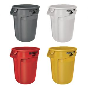 Rubbermaid BRUTE Container without Lid