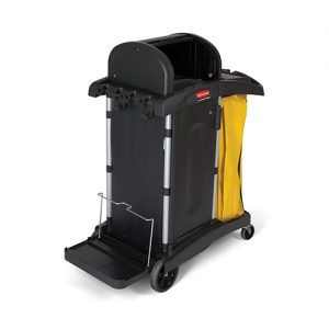 Rubbermaid High Security Cart