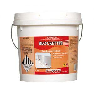 Septone Blockettes Toilet & Urinal Deodorant Blocks