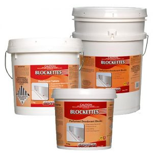 Septone Blockettes Toilet & Urinal Deodorant Blocks