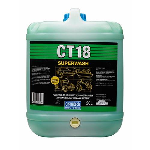 Chemtech CT18 Superwash Truck & Car Wash