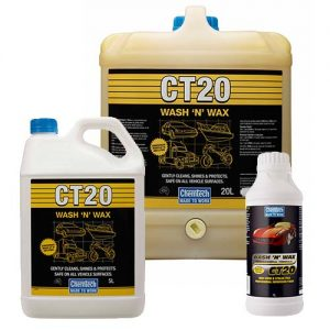 Chemtech CT20 Wash N Wax